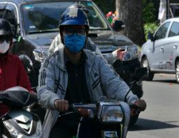 Koronawirus motocykliści
