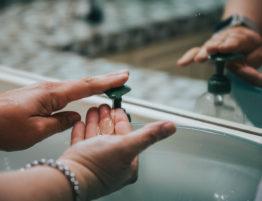 Koronawirus mycie rąk