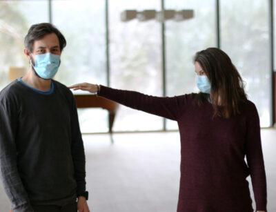 Kobieta i mężczyzna. Rozwód a koronawirus